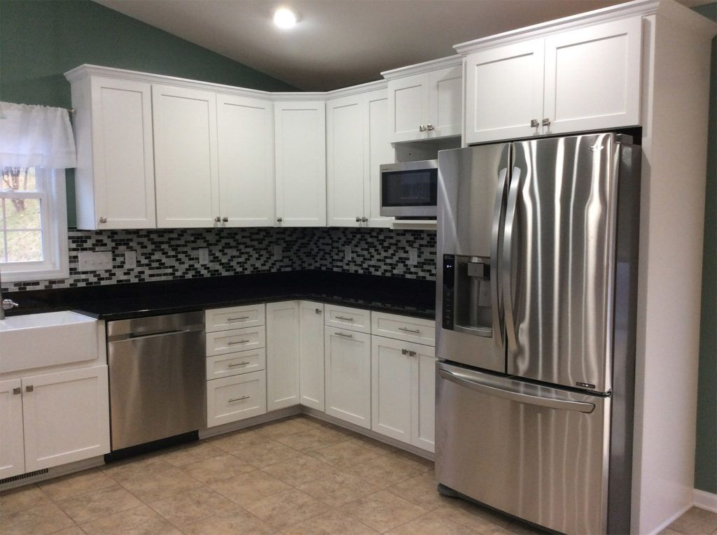 Kitchen by Built Right Construction
