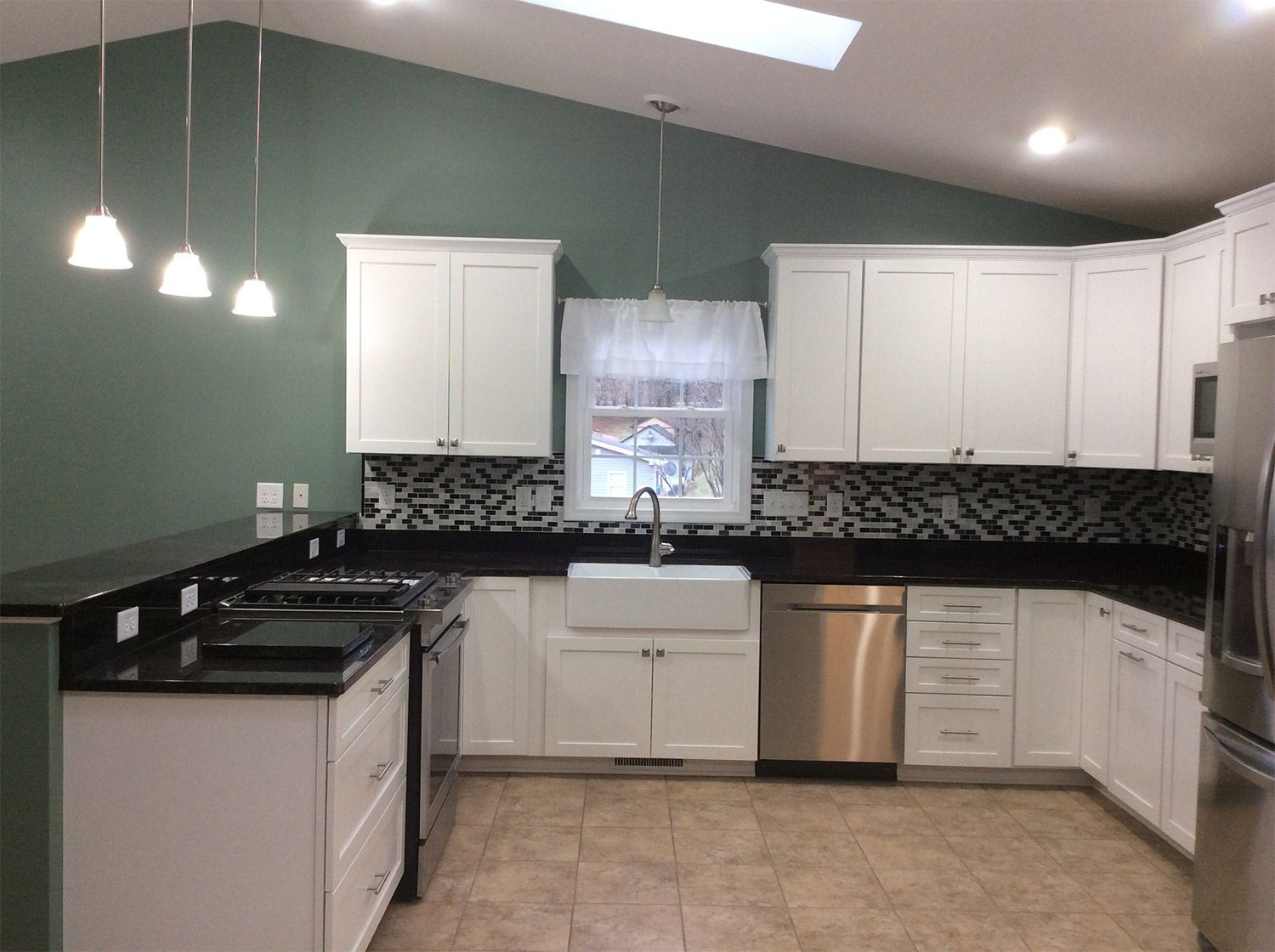 Kitchen renovations by Built Right Construction